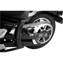 Drive Belt Guard for Yamaha