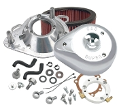 S&S Teardrop Air Cleaner Kit FREE SHIPPING!