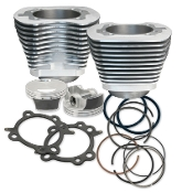 106'' Big Bore Kit for 2007–'12 Big Twins FREE SHIPPING!!!