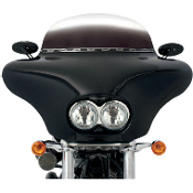 Memphis Shade Batwing Fairing for 08-13 FXDF