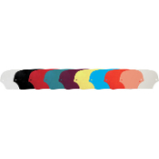 "5"" Windshields for Memphis Shades Batwing Fairing- Solid Colors"
