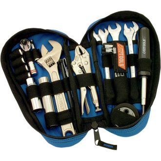 Roadtech Teardrop Tool Kit