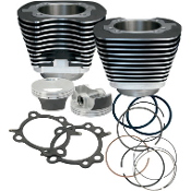 "106"" Big Bore Kits for 07-17 Twin Cam Motors"