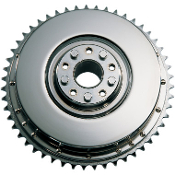 Brake Drum/Sprocket Set for 66 Shovelhead, 51T
