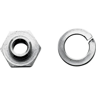 Seat Post Rod Locknut for 48-65 Panhead