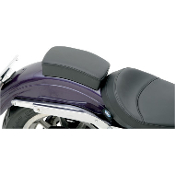 Pillion Pads to match Wide Solo Seats for 58-65 FL, FLH