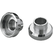 Neck Post Bearing Cups for 60-65 Panhead