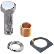 Kick Pedal Bolt Kit for 52-76 XL