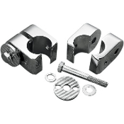 Chrome Universal Accessory Mounts for 57-85 XL