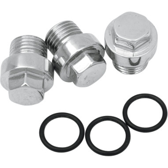 Oil Pump Plug Kit for 81-84 Big Twin