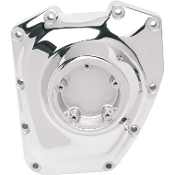 Chrome Cam Cover for 01-14 Twin Cam