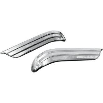 Swingarm Accents for 09-14 FLHT/FLHR/FLTR/FLHX