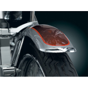 Front Fender Tip (leading edge) for 90-17 XL, FXD, FXR, FXST