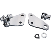 Passenger Footpeg Bracket Set for 85-86 FX