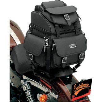BR1800EX/S Combination Backrest, Seat and Sissy Bar Bag
