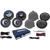 AMP/Speaker Kit for 14-15 FLHTCU/FLHTK models