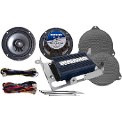 AMP/Speaker Kit for 14 FLHX/FLHXS models