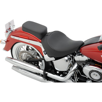 Solo Seats w/Optional EZ Glide Backrest System