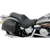 One-Piece Solo Style Seats w/Driver Backrest Option