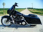 1996-2007 Harley Touring models