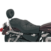 Wide Low-Profile Seats for ALL 04-14 XL