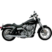 Supermeg 2-Into-1 Systems for 06-11 Dyna Glide