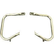 Big Buffalo Saddlebag Bars for 97-13 FLHT, FLHR, 98-03 FLTR