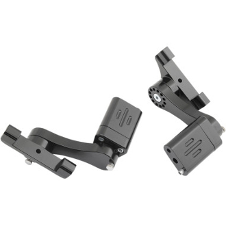Adjustable Passenger Floorboard Mounts
