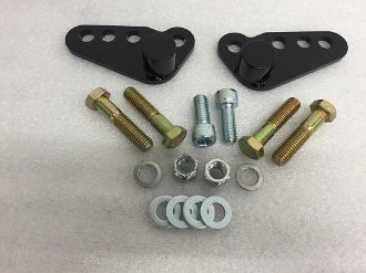 "ADJUSTABLE Lowering kit for Harley Touring 2002-2013, 1""-3"""