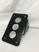 Vertical Side Mount License Plate bracket