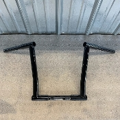 "13""x1 1/4"" Naked bars&cablekitfor08-13NOABS,Road Glide/King"