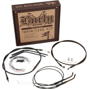 "18"" Handlebar Installation Cable kit- FXST/B/C/D"
